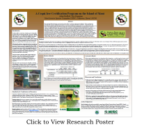 Coqui Free Research Results Poster